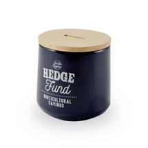 Hedge Fund Money Tin