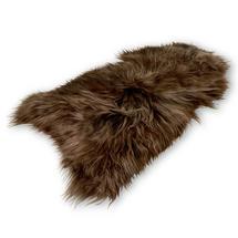 Longhair Sheepskin - Choco