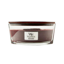Black Cherry Hearthwick 16oz Candle