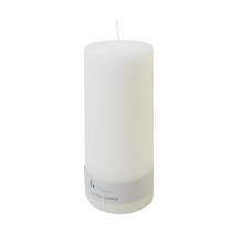 8x20cm Church Candle - Antique White