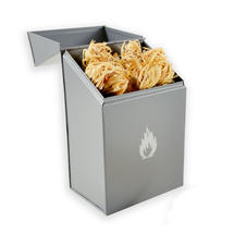 Firelighter Storage Box - Charcoal