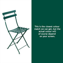 Bistro Chair - Cedar Green