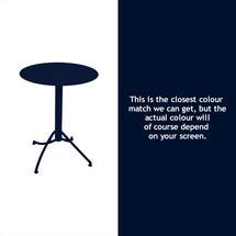 Ariane Round Table - 60cm - Deep Blue