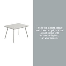Luxembourg Kid Table - Steel Grey