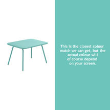 Luxembourg Kid Table - Lagoon Blue
