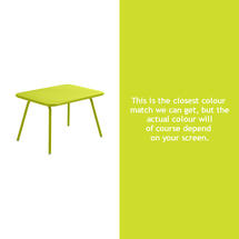 Luxembourg Kid Table - Verbena Green