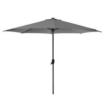 Shade 3m Round Parasol Crank System - Anthracite