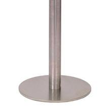 Canteen S/Steel Pedestal Base 43cm