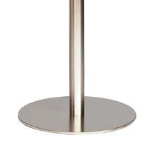 Canteen S/Steel Pedestal Base 58cm