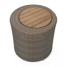 Concentric Side Table - Summer Grass