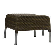 Flow Footstool - Summer Grass