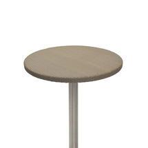 Orleon Woven 60cm Round Table Top - Kubu
