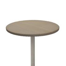 Orleon Woven 90cm Round Table Top - Kubu