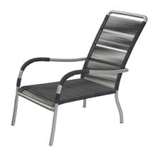 Riviera Easy Chair - Slate