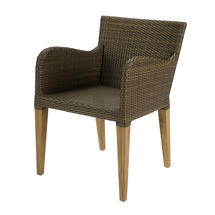 Savoy Outdoor Dining Armchair - Summer Grass