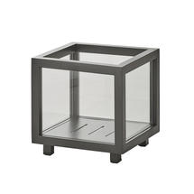 Lightbox Small Lantern - Lava Grey
