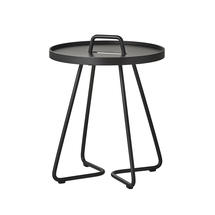 On-the-move side table x-small - Black