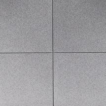 Go Coffee Light Grey Ceramic Table Top 75cm - White Trim