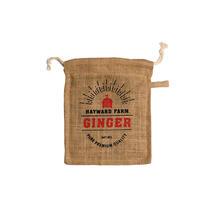 Jute Storage Bag for Ginger