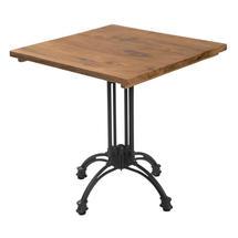 Pigalle Table Base 4 Legs - Dark Grey