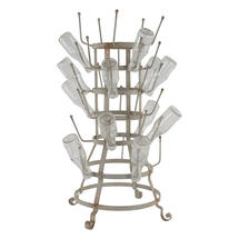 Vintage Styled Large Pot Dryer Stand