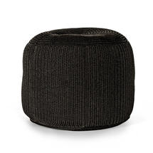 Otto Footstool - Charcoal