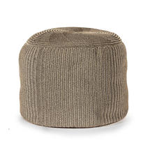 Otto Footstool - Taupe