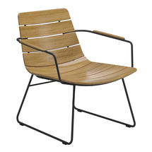 William Lounge Chair with Arms Meteor