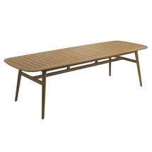 Clipper Table 98.5 x 280 cm - Buffed Teak