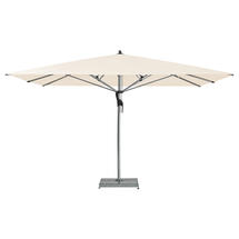 4 x 3m Fortello Rectangular Centre Pole Parasol -Deluxe