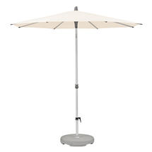 2m Round AluSmart Parasol with Centre Pole - Classic