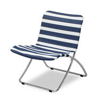 Lise Sunchair - Dark Blue Stripes