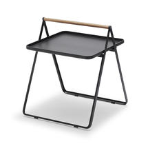 By Your Side Tables - Anthracite Black