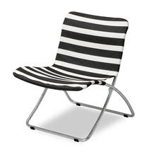 Lise Sunchair - Black Stripes