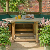 Table for 3.6m Hexagonal Gazebo