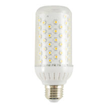 LED Flickering Bulb E27 - Clear/White