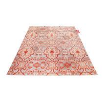 Outdoor Non Flying Carpet - Small Persian Orange