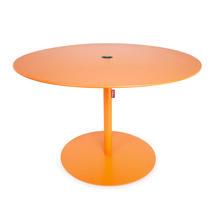 Formitable XL Parasol Table & Base - Orange