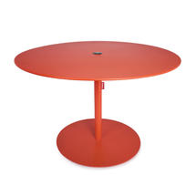Formitable XL Parasol Table & Base - Red