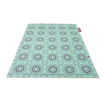 Outdoor Non Flying Carpet - Casablanca Turquoise