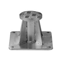 Below Ground Mounting Plate M4, installation height 15–35cm