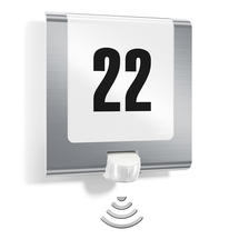 Motion Sensor Square LED Illuminated House Number L220 LED