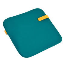 Luxembourg Outdoor Seat Cushion - Goa Blue
