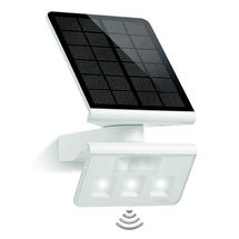 Solar Outdoor Wall Light XSolar L-S White