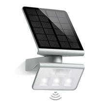 Solar Outdoor Wall Light XSolar L-S Silver