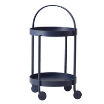 Roll Side Trolley - Midnight Blue