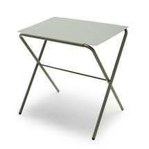 Bow Table - Slate Grey