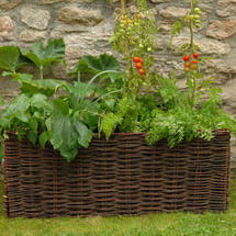 Vegetable Planter Natural