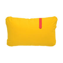 Decorative Outdoor Large Cushion - Toucan Yellow