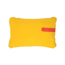 Decorative Outdoor Medium Cushion - Toucan Yellow